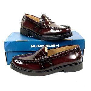 Nun Bush | Lincoln | Burgundy | Men's 10.5
